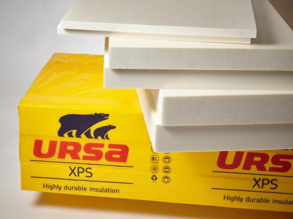 Placas de poliestireno XPS
