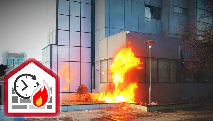 Protección pasiva incendios