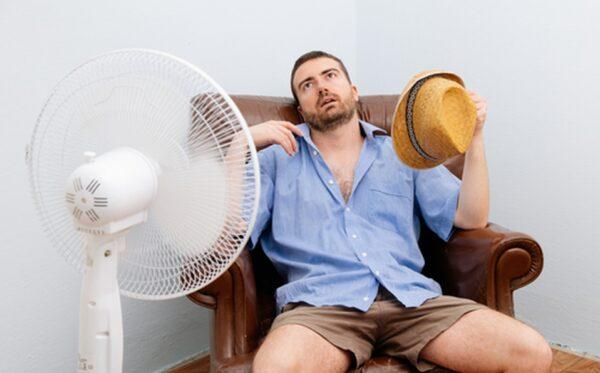 Reducir temperatura casa